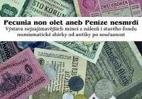 Pecunia non olet aneb Peníze nesmrdí