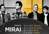 Mirai Tour 2019 - Brno