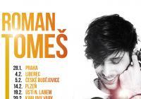 Roman Tomeš – Navěky Tour 2019 - Olomouc
