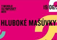T-Mobile Olympijský běh - Hluboké Mašůvky