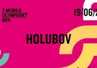 T-Mobile Olympijský běh - Holubov