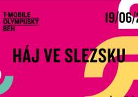 T-Mobile Olympijský běh - Háj ve Slezsku