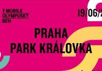 T-Mobile Olympijský běh - Praha Královka