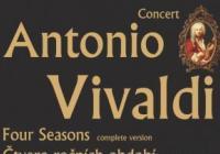 Antonio Vivaldi Concert - Praha