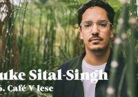 Luke Sital-Singh v Praze