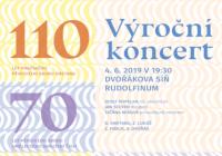 Výroční koncert Uměleckého sdružení ČVUT a Pražského pěveckého sboru Smetana
