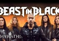 Beast in Black v Praze