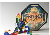 Dandanah – skleněná stavebnice Bruna Tauta