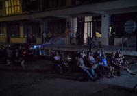 Letní kino s FAMU na pragovce / celebration