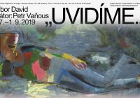"""Vernisáž k výstavě Davida Dalibora: """"UVIDÍME…"""""""