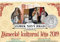 Zámecké kulturní léto - Zámek Nový Hrad Jimlín