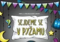 Pyžamová párty na sportovním areálu na Bouzově