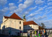 Minoritský klášter Opava, Opava