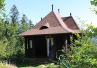 Vyhlídka Rusalčina chata, Karlovy Vary