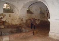 Bývalý zámecký pivovar Kynžvart
