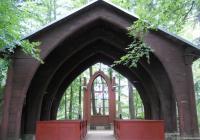 Lesní kaple sv. Kříže, Lázně Kynžvart
