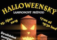 Halloweenský lampionový průvod - Ústí nad Labem