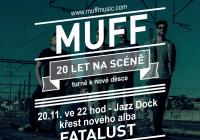 Muff – Křest CD