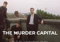 The Murder Capital v Praze