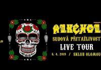 Alkehol Sudová přitažlivost tour - Olomouc