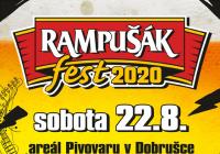 Rampušák Fest 2020