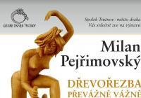 Milan Pejřimovský / Dřevořezba převážně vážně