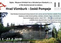 Hrad Vízmburk – české Pompeje