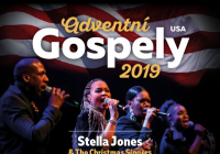 Adventní gospely 2019 v Praze