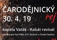 Slet čarodějnic na Rozkoši - Česká Skalice