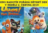 Den dětí - Kino Radotín Praha