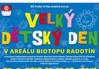 Den dětí - Praha Radotín Biotop