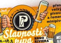 Slavnosti piva - Brno