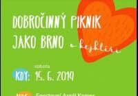 Piknik jako Brno