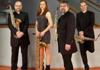 Bohemia Saxophone Quartet – Křest CD