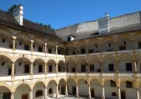 Večerní prohlídky zámku Velké Losiny