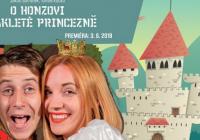 O Honzovi a zakleté princezně
