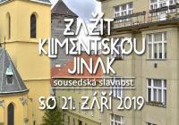 Zažít Klimentskou jinak - Praha