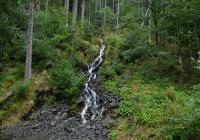 Vodopád Karlova Studánka