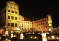 Hradozámecká noc na zámku Jaroměřice nad Rokytnou