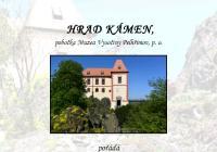 Komentované prohlídky po hradním parku Kámen