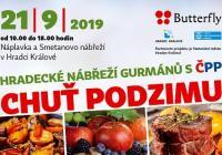 Hradecké nábřeží gurmánů s ČPP - Chuť podzimu