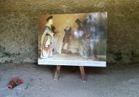 Setkání Ježíše s Pannou Marií
