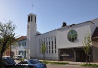 Evangelický kostel, Brno
