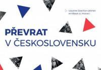 Převrat v Československu / výstava fotografií Daniela Biskupa a Karla Cudlína