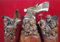 Jihočeské betlémy / výstava ze sbírky Muzea Jindřichohradecka