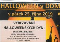Halloweenský lampionový průvod - Luhačovice