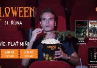 Halloween Night - Cinema City Slovanský dům Praha