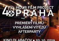 48 Hour Film Project - premiéry a...