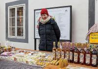 Adventní klášterní trh - Český Krumlov