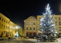 Rozsvícení vánočního stromu - Jindřichův Hradec
